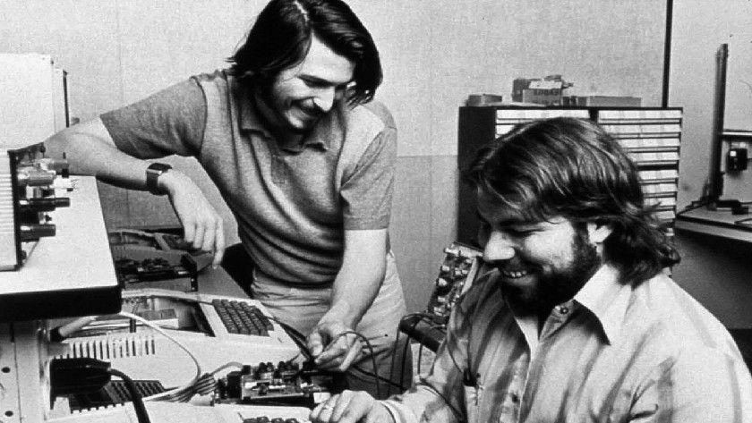 Otro mito que cae: Apple no nació en un garaje, es inventado 35