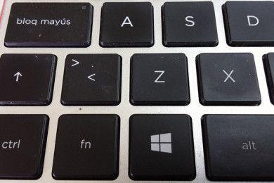 Atajos de teclado especializados para Windows 10