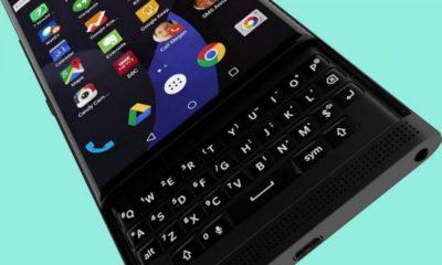 BlackBerry Venice podría costar 630 dólares