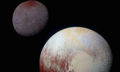 Así es Caronte, la luna más grande de Plutón 72