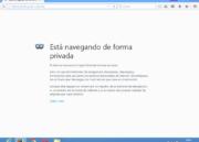 Cómo se ve la navegación privada en Mozilla Firefox
