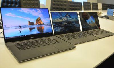 Dell también lanza el XPS 13 y el XPS 15