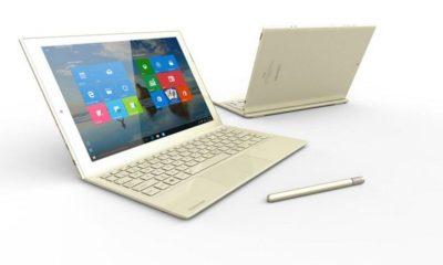 """DynaPad, otro """"clon"""" de Surface de la mano de Toshiba"""