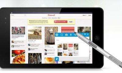 """HP Envy Note 8, con este tablet sí va a funcionar el """"Continuum"""" de Windows 10 60"""