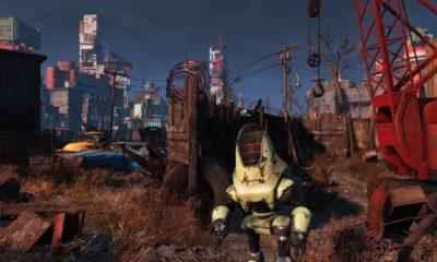 El disco de Fallout 4 para PC no contiene todo el juego 30