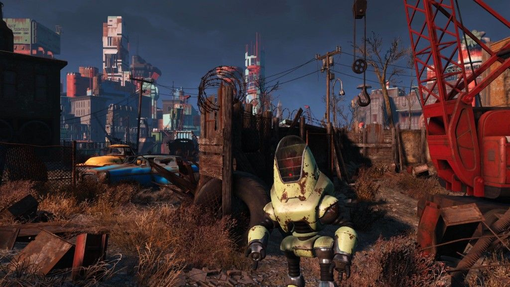 El disco de Fallout 4 para PC no contiene todo el juego 31