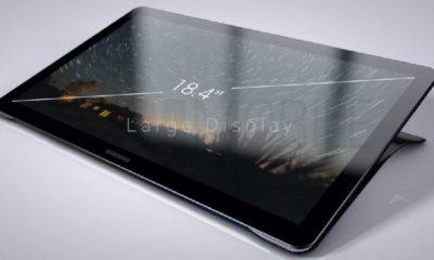 El tablet gigante Samsung Galaxy View costará 599 dólares 113