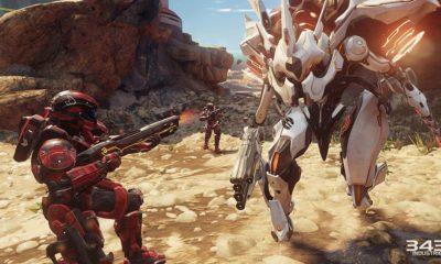 Halo: The Fall of Reach muestra el rostro del Jefe Maestro 54