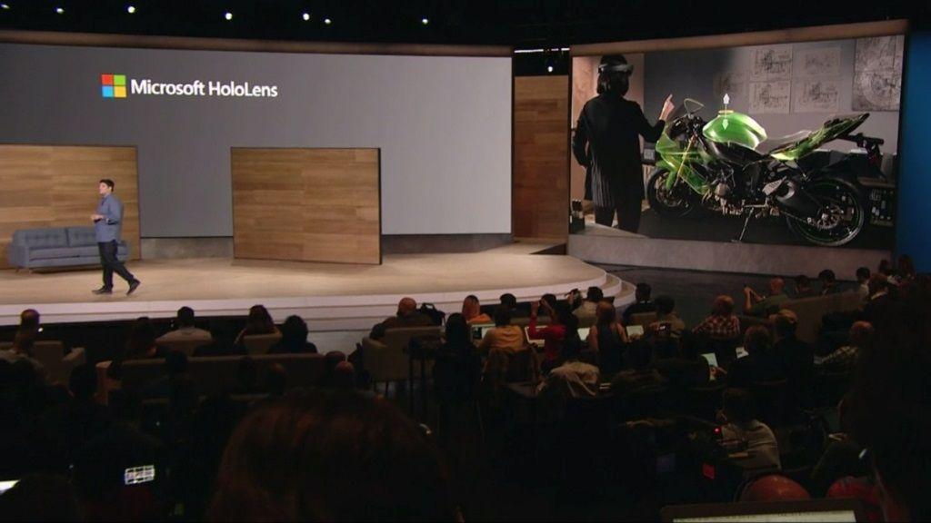 Microsoft HoloLens, precio y fecha de lanzamiento 30