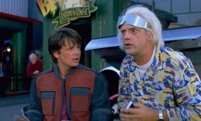 Hoy es 21 de octubre de 2015. ¿Estará por aquí Marty McFly de Regreso al Futuro 2?
