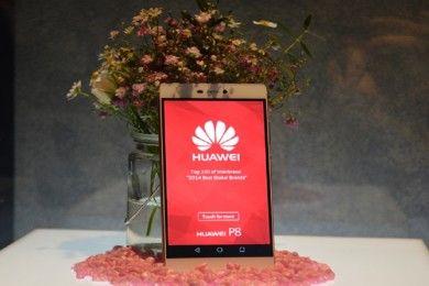 El Huawei P8 rosa aterriza en España