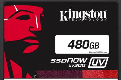 Nueva línea SSD Kingston SSDNow UV300