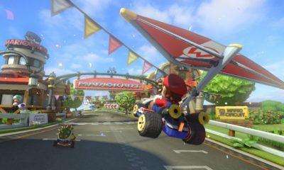Mario Kart corriendo bajo el motor Unreal Engine 4 38