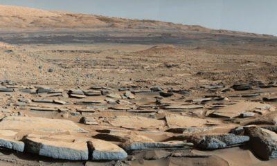 Marte tuvo lagos capaces de albergar vida durante siglos 98