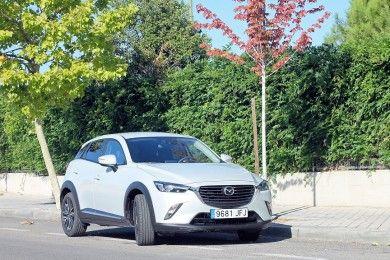 Mazda CX-3, sin prejuicios