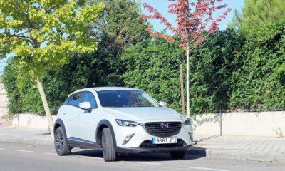 Mazda CX-3, sin prejuicios 29