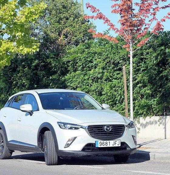 Mazda CX-3, sin prejuicios 33