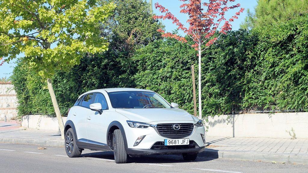 Mazda CX-3, sin prejuicios 32