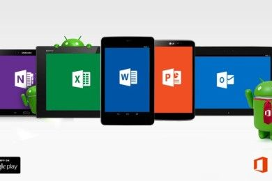 Microsoft y Asus. ¿MS Office preinstalado en Android a cambio de no demandar?