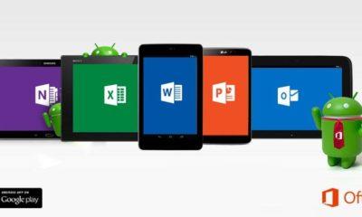 Microsoft llega a una cuerdo con Asus y no la demandara por patentes a cambio de poner Microsoft Office en sus dispositivos Android