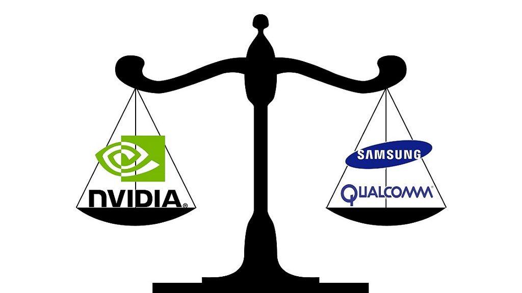 Samsung gana a NVIDIA en los tribunales 30