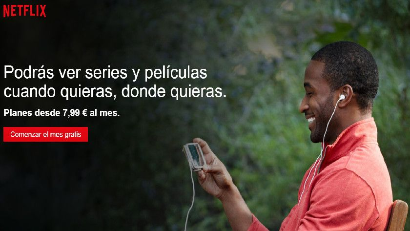 Prueba gratis Netflix en España 28