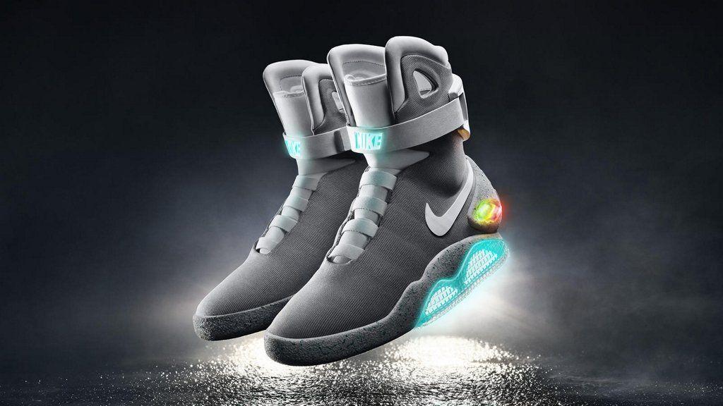 contenido Venta anticipada huevo  Nike mostrará los zapatos que se atan solos en 2016 - MuyComputer