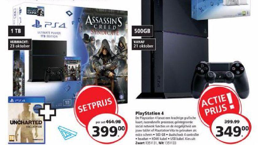 El precio de PS4 también bajará en Europa 29