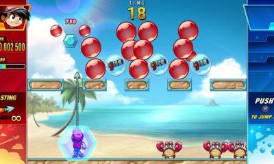 Pang Adventures se podrá jugar en la Paris Games Week 34