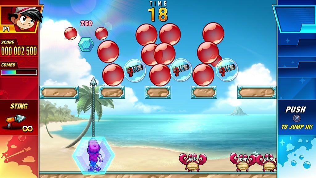 Pang Adventures se podrá jugar en la Paris Games Week 32