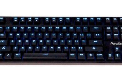 Penclic lanza un teclado mecánico para Windows, Mac y Linux