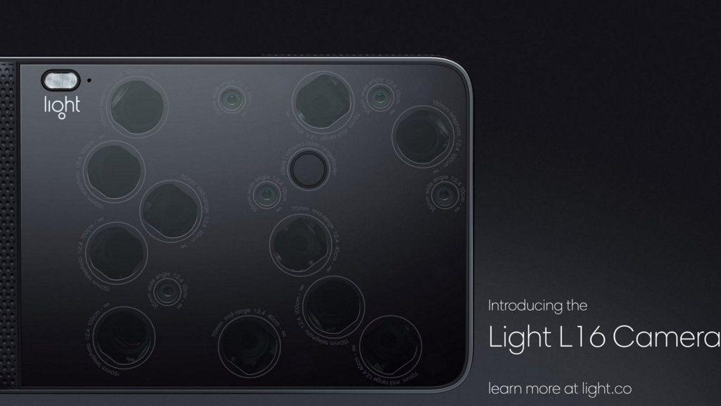Presentada Light L16 Camera, con 16 cámaras