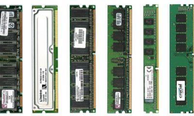 Las memorias DDR3 y DDR4 bajan de precio 40