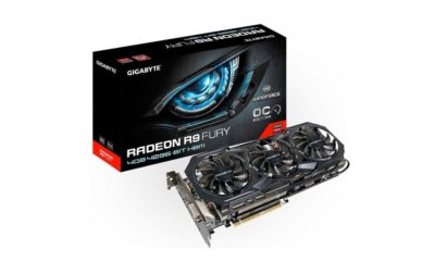 GIGABYTE muestra su Radeon R9 Fury WindForce OC 30