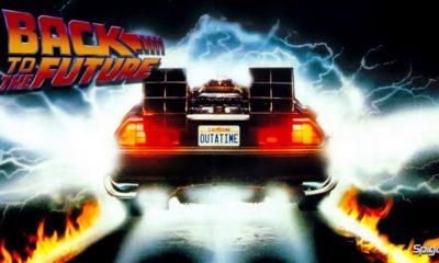 Homenaje a Regreso al Futuro en GTA V 95