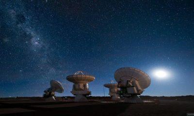 Buscan vida extraterrestre en una nueva megaestructura de la Vía Láctea 52