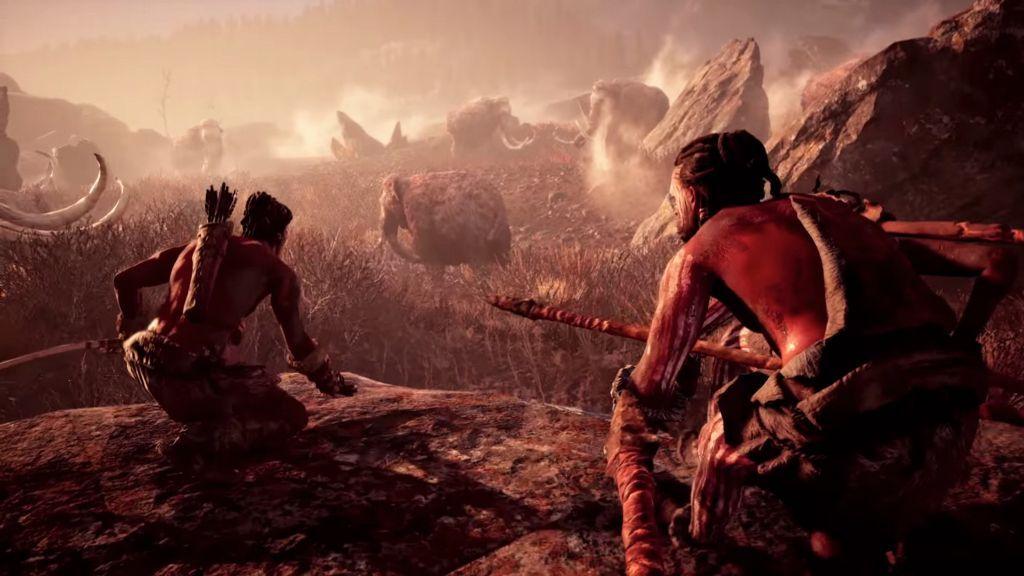 Se anuncia de forma oficial Far Cry Primal