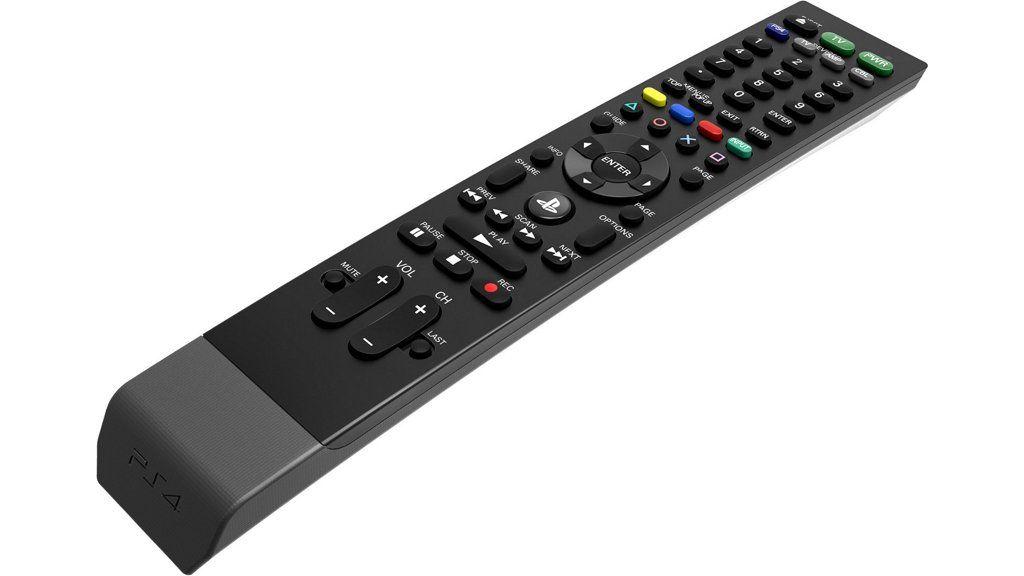 Sony presenta un mando a distancia para PlayStation 4