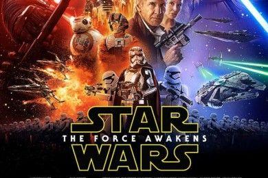 Star Wars: The Force Awakens, tráiler oficial