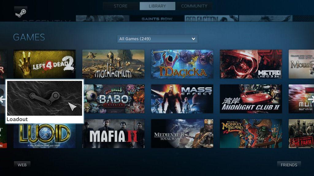 Los cinco juegos más populares de Steam soportan Linux 36