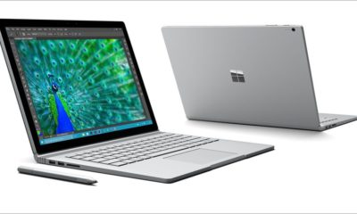 Surface BooK monta una GPU personalizada de NVIDIA 107