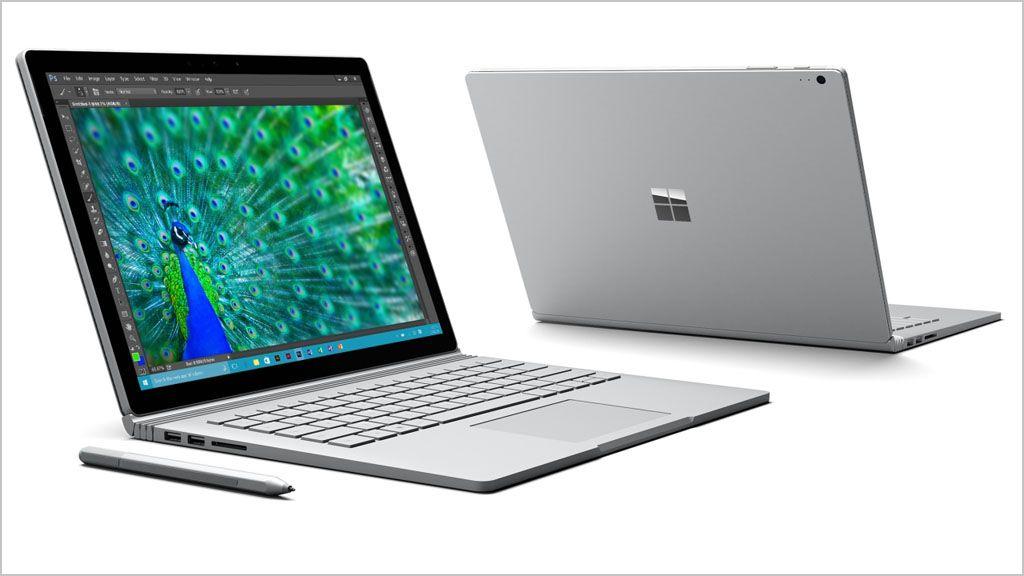 Surface BooK monta una GPU personalizada de NVIDIA 30