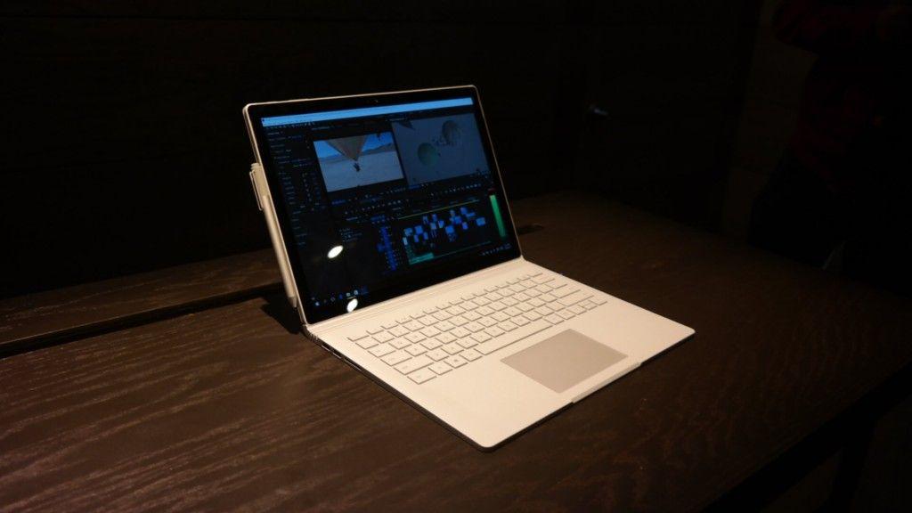 La GPU de Surface Book es inferior a lo esperado 28