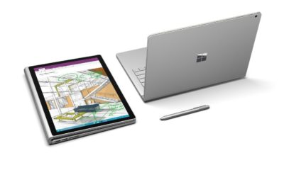 Surface Book tiene una buena acogida, está agotado 86