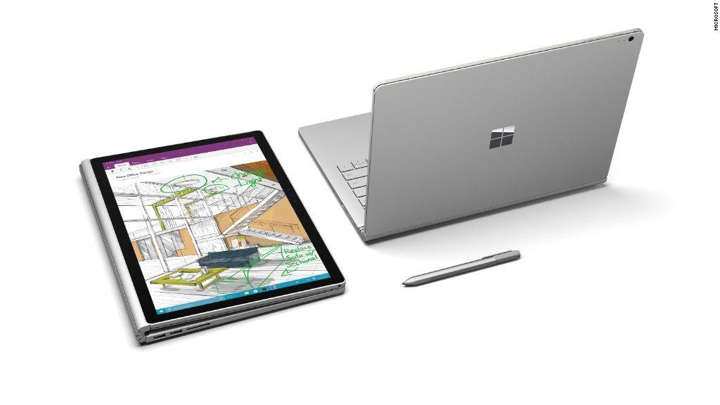 Surface Book tiene una buena acogida, está agotado 30