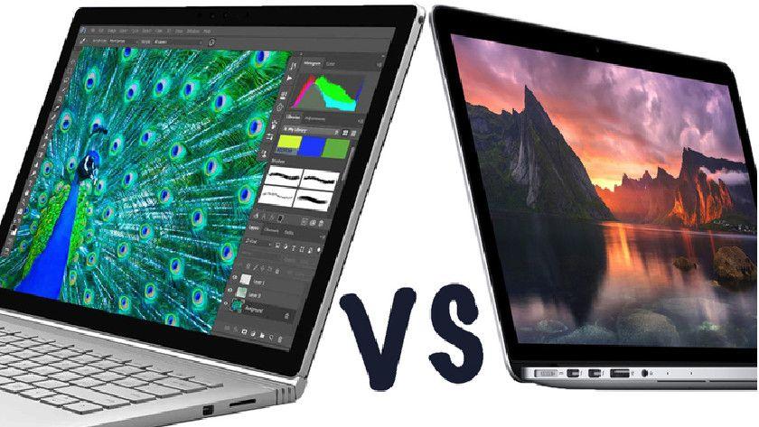Surface Book contra MacBook Pro ¡Gran batalla! 29