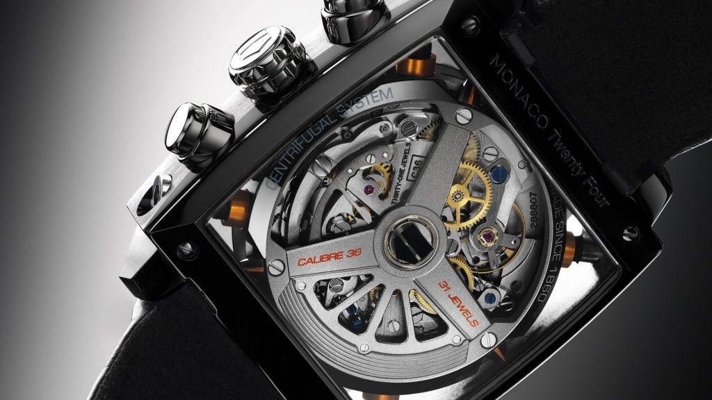 Tag Heuer prepara smartwatch de 1.800 dólares 31