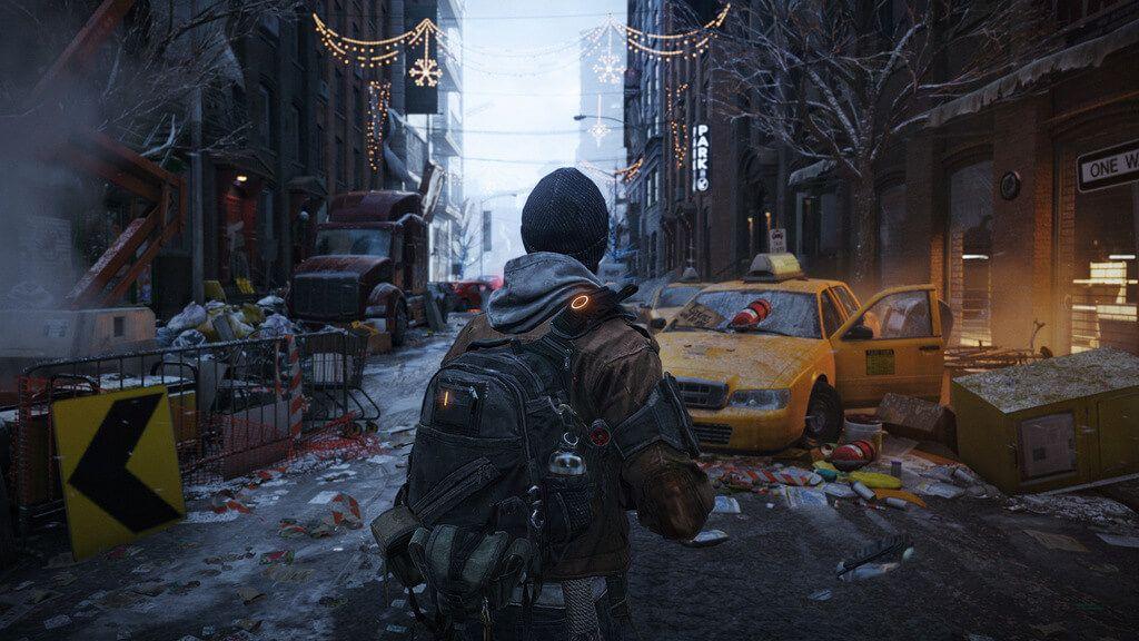 Así de bien luce The Division en Xbox One 33
