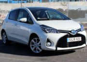 Toyota Yaris Híbrido: evolución 78