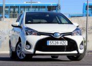Toyota Yaris Híbrido: evolución 76